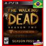 The Walking Dead Season 2 Jogos Ps3 Psn Portugues Br Oferta!