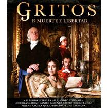 Bluray Gritos De Muerte Y Libertad ( 2010 ) - Mafer Suarez