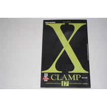 Hq Gibi Manga X De Clamp Volume 17 Edição Ano 2000 184 Pags