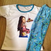 Conjuntos, Leggins Y Camisas Para Niñas