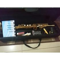 Sax Soprano Yamaha Yss 82z