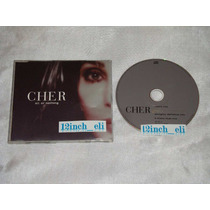 Cher All Or Nothing 99 Wea Single Promo Mexico 3 Tracks