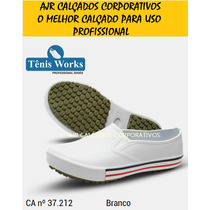 Crocks Soft Works Profissional [ Enfermagem | Gastronomia ]