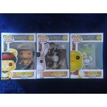 Shrek Gato Botas Burro Funko Pop 3 Figuras Vinyl Movies