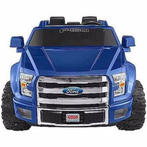 Montable Camioneta Electrica Ford F 150