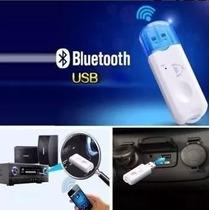 Receptor Usb Bluetooth Estereo Bocina Autoestereo Inalambric