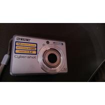 Vendo/cambio Sony Cyber-shot 7.2 Megapixeles Graba Video