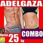Combo Adelgazante Adelgazar Garcinia + Raspberry 120pastill!
