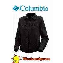 Camisa Columbia Mujer Psych To -últimas-weekendpesca-envíos
