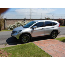Camioneta Honda Crv 4 X 2 Año 2012 Impecable !! No Permuto