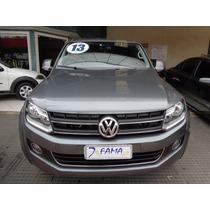 Volkswagen - Amarok Highline Cd Automatica
