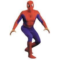 Spiderman Traje - Tamaño De Vestuario De Adultos: Adult Cos