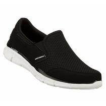 Zapatos Skechers De Caballero 51361 100% Original