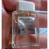 Perfume Miniatura Coleccion Chanel Egoïste Plat 5ml Original