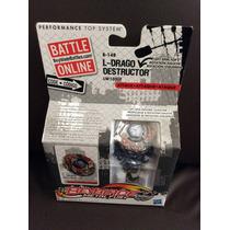 L-drago Destructor Bey Blade Metal Fury Hasbro Oferta Promoc