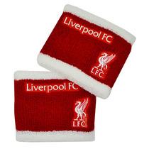 Muñequeras - 2 Paquete De Dos Tonos Muñeca Liverpool Footb