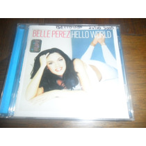 Cd Belle Perez Hello World