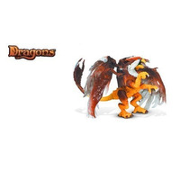 Mega Bloks Plasma Dragons - Rivenbeak Real Glider Dragón
