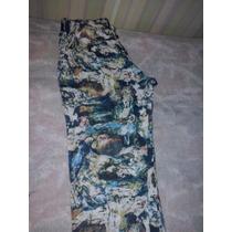 Pantalones Super Frescos De Fibrana T S Al Xxl $ 280