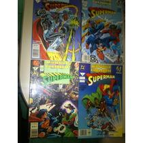 Superman Mundos En Colision Fdp