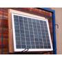 Kit 3en1 Panel Solar Fotovoltaic 10wp+ Regulador 4a+ Soporte