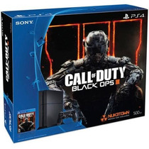 Sony Playstation 4 Ps4 500gb Call Of Duty Black Ops Iii