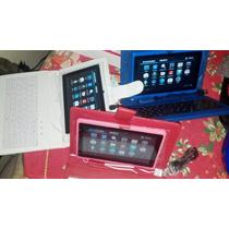 Tablet Colores/doble Camara Chdmi ( Flash Opc)promo Dia Niño