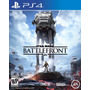 Juego Star Wars Battlefront Para Ps4 Fisico Sellado Original