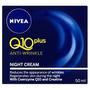 Nivea Visage Q10 Plus Creatina Anti Arrugas Crema De Noche.