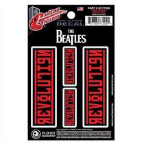 Adesivo Para Guitarra Planet Waves Tattoo Beatles Revolver
