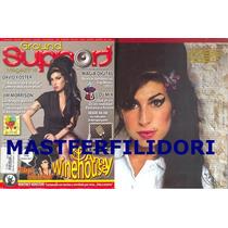 Amy Winehouse Whitney Houston Ground Support 2012