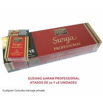 Cigarrillos Gudang Garam Indonesia Profesional Cartón 10 Uni