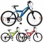 Bicicleta Aurora 24 Sx Mtb 21 V Para Niños De 9 A 12 Años