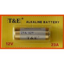 Pilha / Bateria Alcalina Para Portão Alarme Game - Leilão
