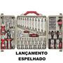 Kit Jogo De Ferramentas Mayle 110 Peças Espelhado Maleta +nf