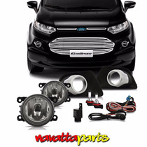 Kit Farol Milha Neblina New Ford Ecosport 2013/2014/2015