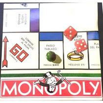 Monopoly Monopolio Juego De Mesa Hasbro