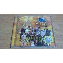 Alegrijes Y Rebujos, Cd Album Muy Raro Del Año 2003
