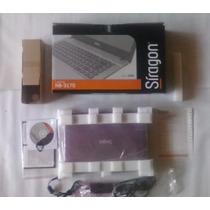 Lapto Siragon Nb 3170 500gbdd, 4gb Ram, Amd. De Uso Personal