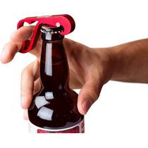 Abridor De Garrafas De Cerveja (abra Com Apenas Uma Mão)
