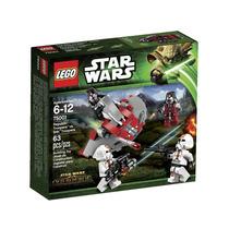 Lego Star Wars 75001 Republic Troopers Vs. Soldados Sith