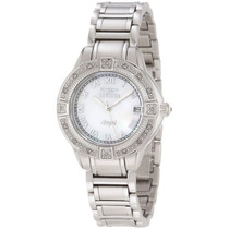 Angel Nácar Dial Diamond Invicta Femenina Acentuado Watch