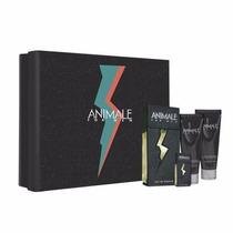 Perfume Animale For Men Kit 100ml - Original- Sem Juros Mp