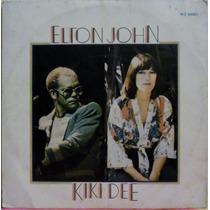 Compacto Vinil Elton John E Kiki Dee - Don
