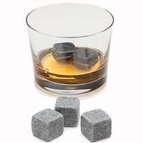 Set De 9 Rocas Para Whisky , Whisky Stones ,enfria Tu Bebida
