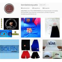 Bordados Y Confeccion Camisas, Chemises, Gorras, Parches
