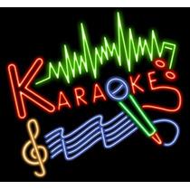 Karaoke Disco Duro 45.000 Cuarenta Y Cinco Mil Karaokes