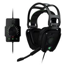 Headset Gamer Tiamat 7.1 P2/usb Preto Razer