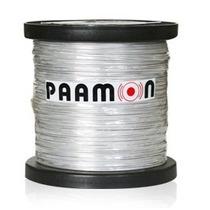 Alambre De Aluminio Para Cercas Eléctricas Cal16 Bobina 500m
