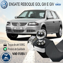 Engate Reboque Gol G3 E G4 2000 2001 2002 2003 2004 2005...+